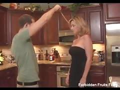 son hypnotizes mom for blowjob