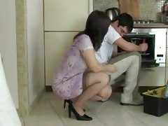 ELECTRIC MAN FUCK HOUSEWIFE