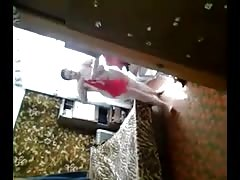 Truly awesome amateur russian brunette is performing a hot head