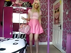 Outfit Of The Day Pink Skirt