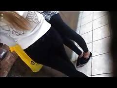 Adolecentes en leggins 09