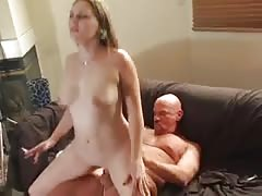 Smoking Blonde nice Fuck