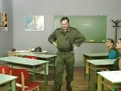 Soldier sex (hungarian)