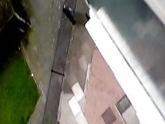 cuming on my neighbor downstairs part 2