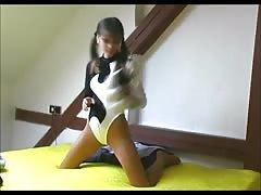 flexible Ukrainian cutie