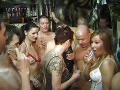 Amateur mature sex party
