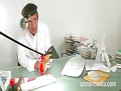Das ist der perverse Doktor