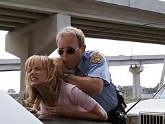 Rosanna Arquette groped