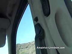 amatrice en cam2cam voyeur sur skype exhibe dans ma voiture