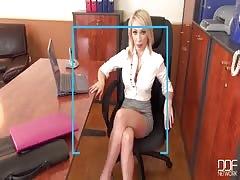 Bosses Pet - Secretary Chessie Kay is the Queen of DeepThroa