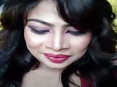 Bangladeshi Model Actress Sexy Busty Rasmi Alon Hot Live Show