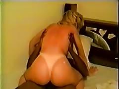 Cuckold Anal Ride IR Sexy Butt Milf Guides It Inside