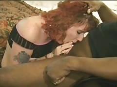 Slutty Redhead Wife Taking On BBC