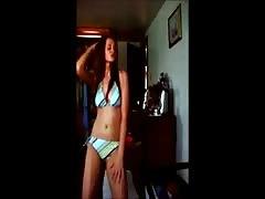 Teen Hot Body Strip