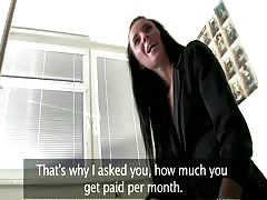 Reality eurosex amateur flashes for cash