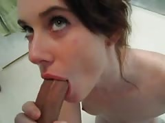 Dorota Matusiak preshower throating