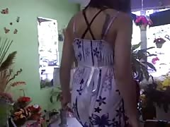 Concha LIVE on 720cams.com - Flower shop girl flashes