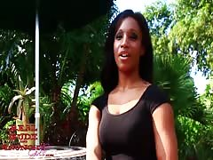 NEW UPDATE Ebony Stripper Teen Jewelz Exposed